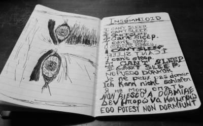 Journal Insomnioid Sketch 1